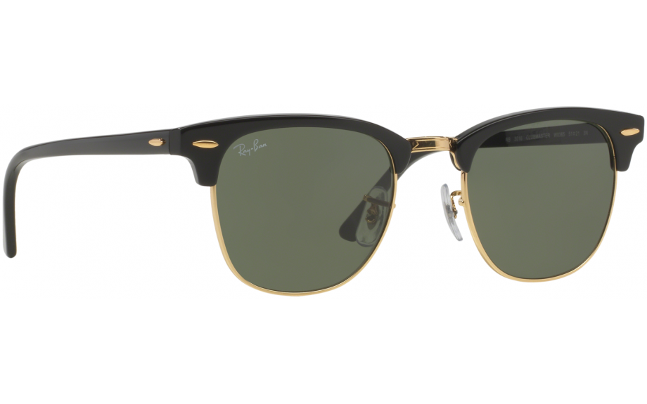 9958981eab Ray-Ban Clubmaster RB3016 W0365 49 Sunglasses