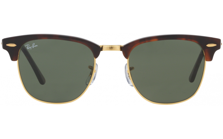 Ray Ban Clubmaster Tortoise Shell