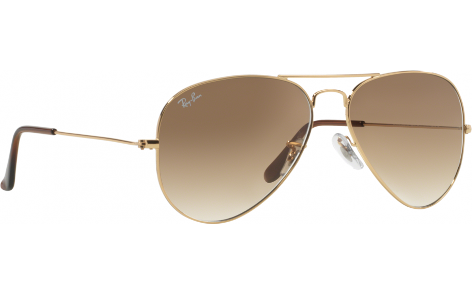 34a03ee92 Ray-Ban Aviator RB3025 001/51 58 Sunglasses | Shade Station