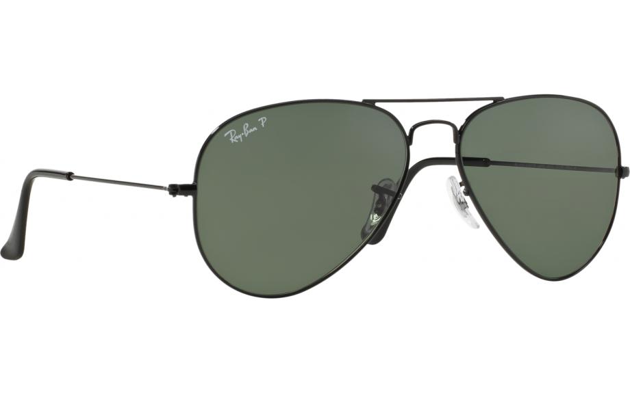 5dd302e11 Ray-Ban Aviator RB3025 002/58 58 Sunglasses | Shade Station