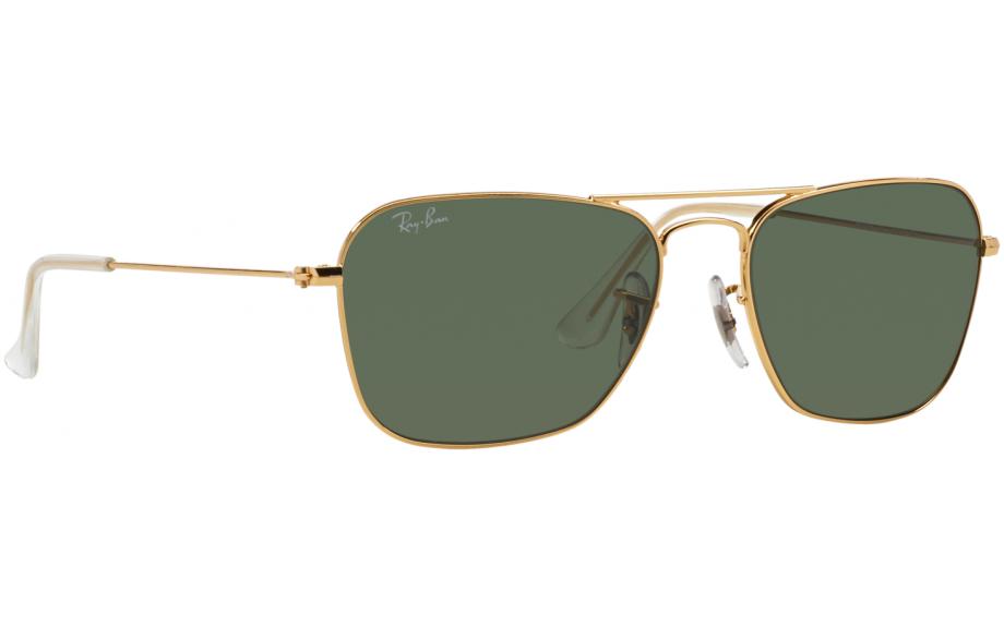 d3b8729e89 Ray-Ban Caravan RB3136 001 55 Prescription Sunglasses