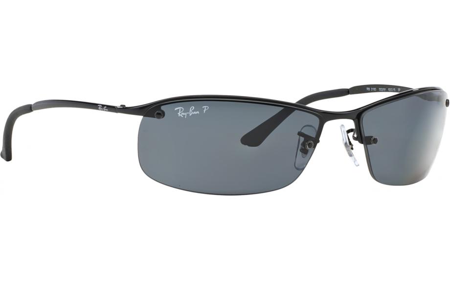 3fa1d55451e Ray-Ban RB3183 002 81 63 Sunglasses