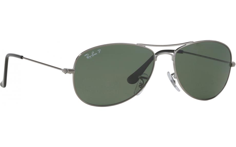 4af2052306 Ray-Ban Cockpit RB3362 004 58 59 Prescription Sunglasses