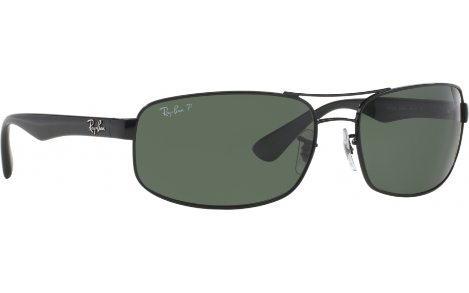 2fe6c7cb35b4e Ray-Ban RB3445 002 58 61 Sunglasses