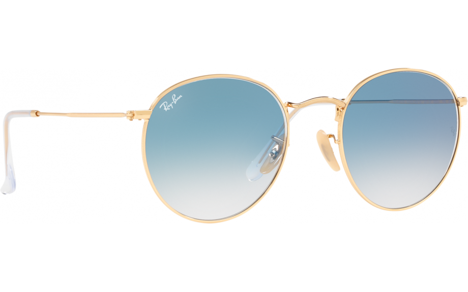 Ray Ban Round Metal Rb3447n Sunglasses