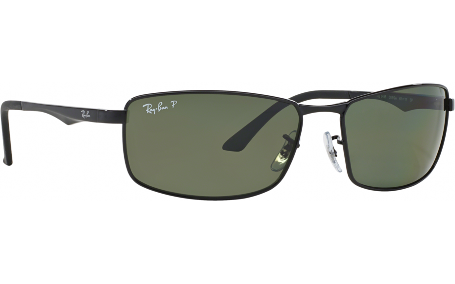 23bdf7e0d0b Ray-Ban RB3498 002 9A 64 Prescription Sunglasses