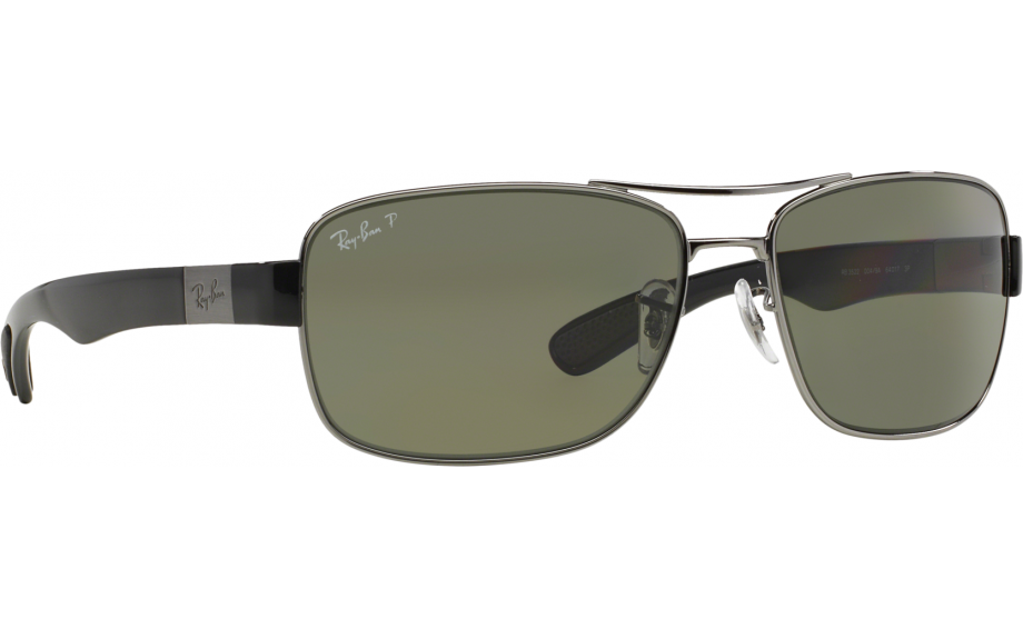 b2381a73a4 Ray-Ban RB3522 004 9A 64 Sunglasses