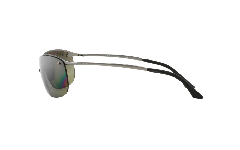 a6e2283271 ... Chromance RB3542 Sunglasses. Genuine Rayban Dealer - click to verify.  zoom. 360° view. Frame  Gunmetal Lens  Silver polarised with grey mirrored.  5