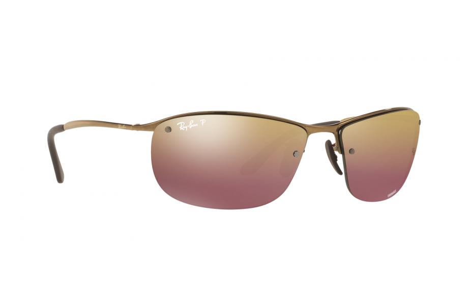Ray-Ban Chromance RB3542 197 6B 63 Sunglasses   Shade Station c4312d1dda30