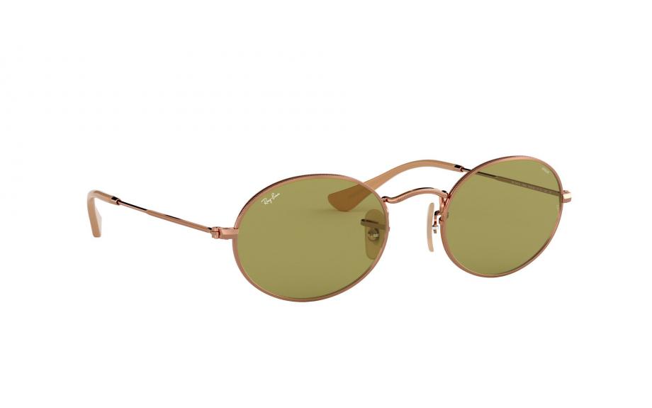d0b19b221a Ray-Ban OVAL RB3547N 91314C 51 Sunglasses