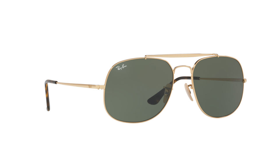 ee95311fbee7c Ray-Ban The General RB3561 001 57 Sunglasses