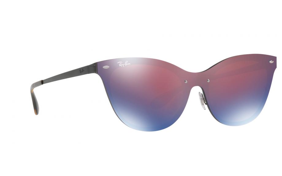 f6f25ebbe Ray-Ban Blaze Cat Eye RB3580N 153/7V 43 Sunglasses   Shade Station