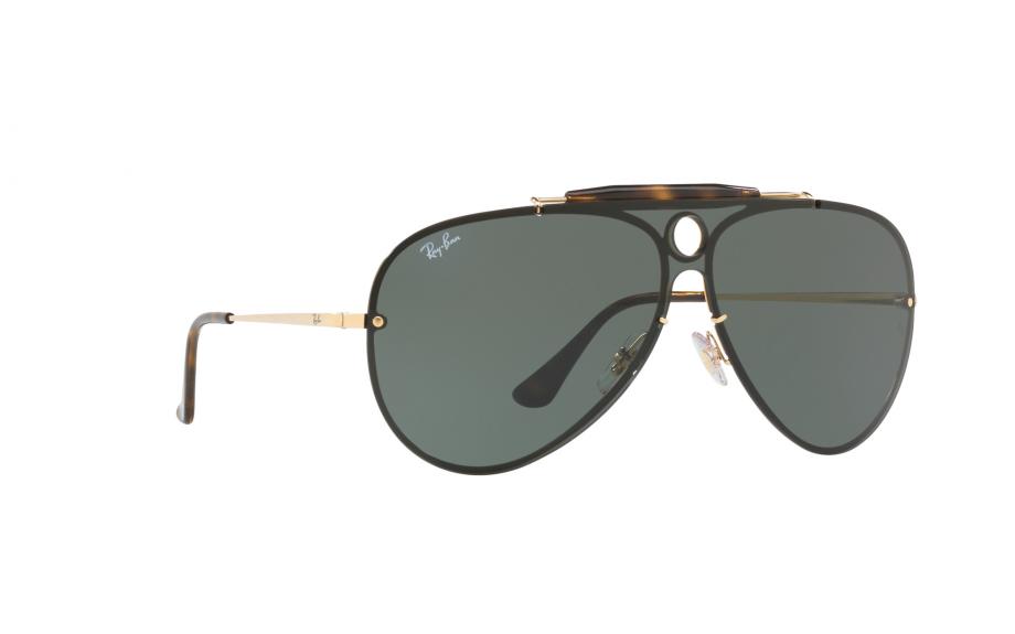 Ray-Ban Blaze Shooter RB3581N 001/71 32 Sunglasses   Shade Station