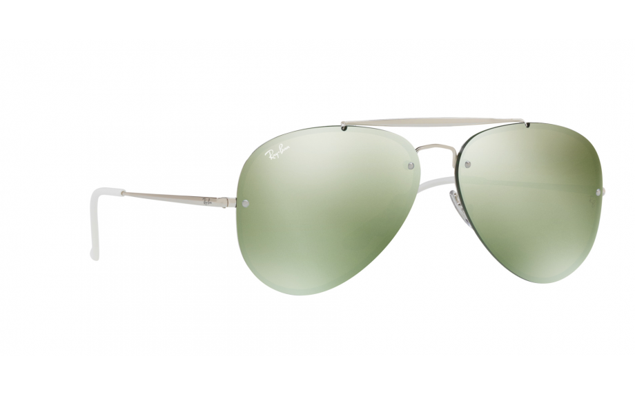 932ad5f768 Ray-Ban Blaze Aviator RB3584N 905130 58 Sunglasses