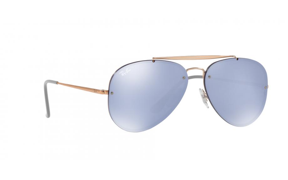 d95d84f6df184 Ray-Ban Blaze Aviator RB3584N 90531U 58 Prescription Sunglasses ...