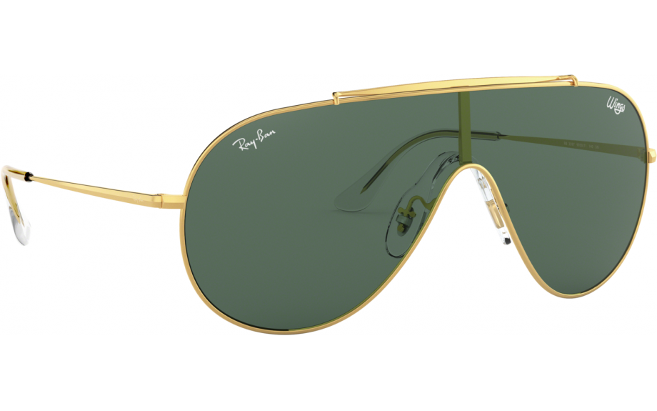 67a614da4c Ray-Ban Wings RB3597 905071 33 Sunglasses