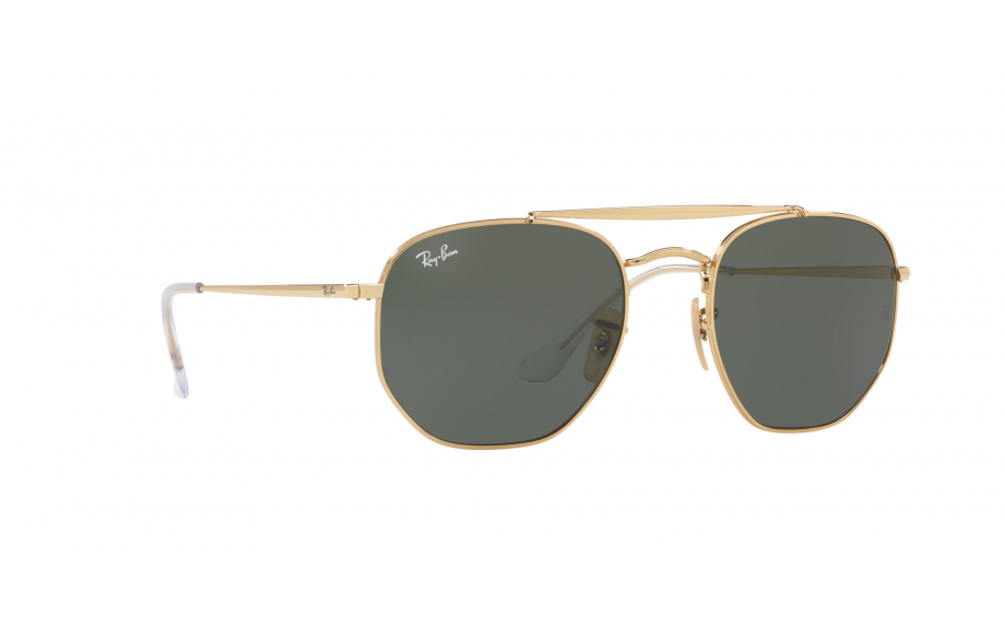a0184b19a0d Ray-Ban The Marshal RB3648 001 54 Prescription Sunglasses