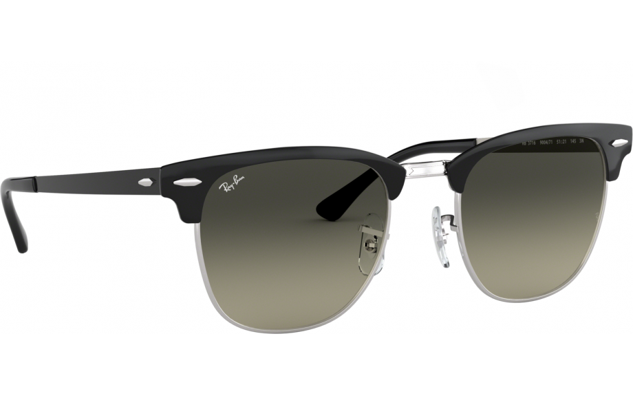 babdc5ac4dc Ray-Ban Clubmaster Metal RB3716 900471 51 Sunglasses