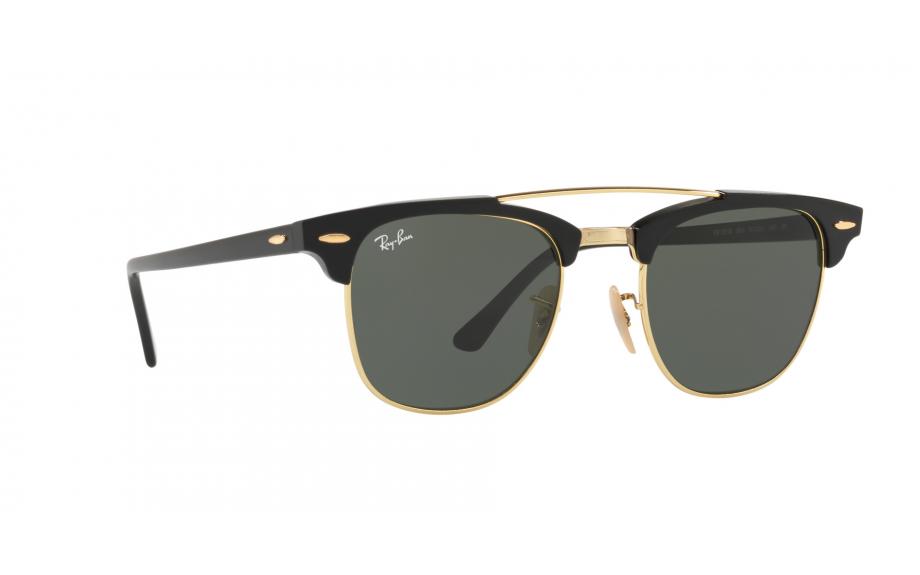 d410c4fb3de Ray-Ban CLUBMASTER DOUBLE BRIDGE RB3816 901 51 Sunglasses