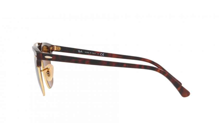 50469b79dfc ... CLUBMASTER DOUBLE BRIDGE RB3816 Sunglasses. Genuine Rayban Dealer -  click to verify. zoom