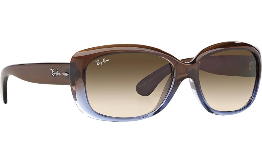 debfc9f0343f5 Ray-Ban Jackie Ohh RB4101 860 51 58 Sunglasses