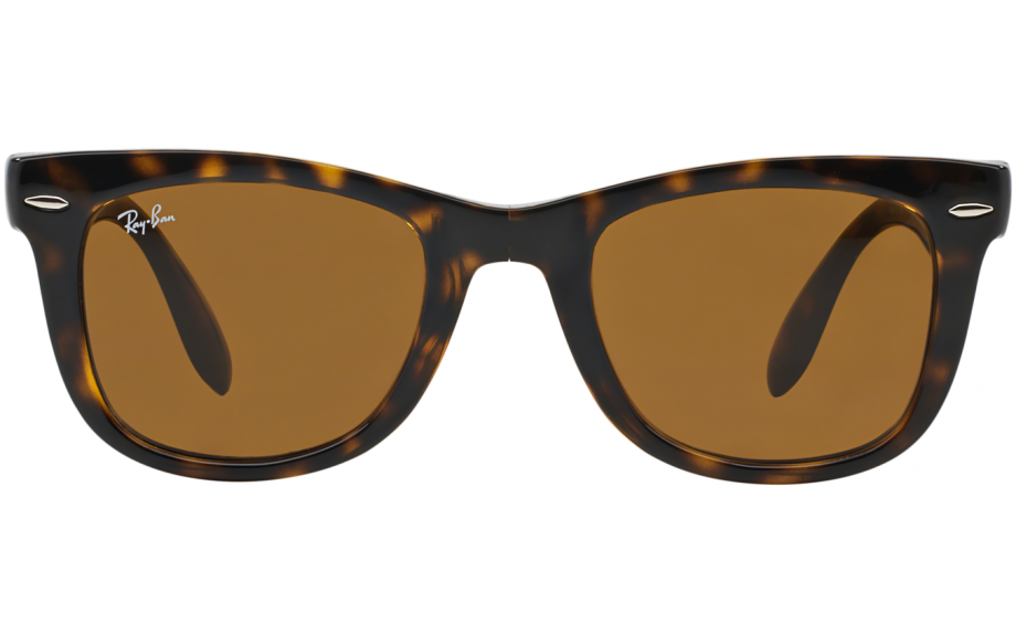260597bc16 zoom. 360° view. model shot. Click to view product videos. Frame  Light  havana crystal brown tortoise shell folding frame with the Ray Ban ...