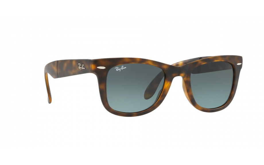 ac9aba5d1 Ray-Ban FOLDING WAYFARER RB4105 894/3M 50 Sunglasses | Shade Station