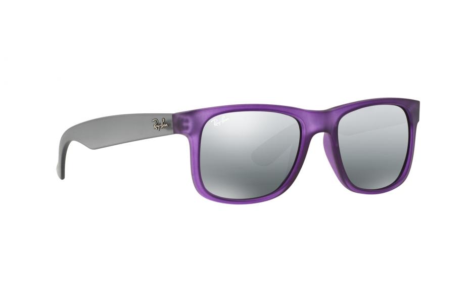faab153ce1 Ray-Ban Justin RB4165 602488 55 Prescription Sunglasses