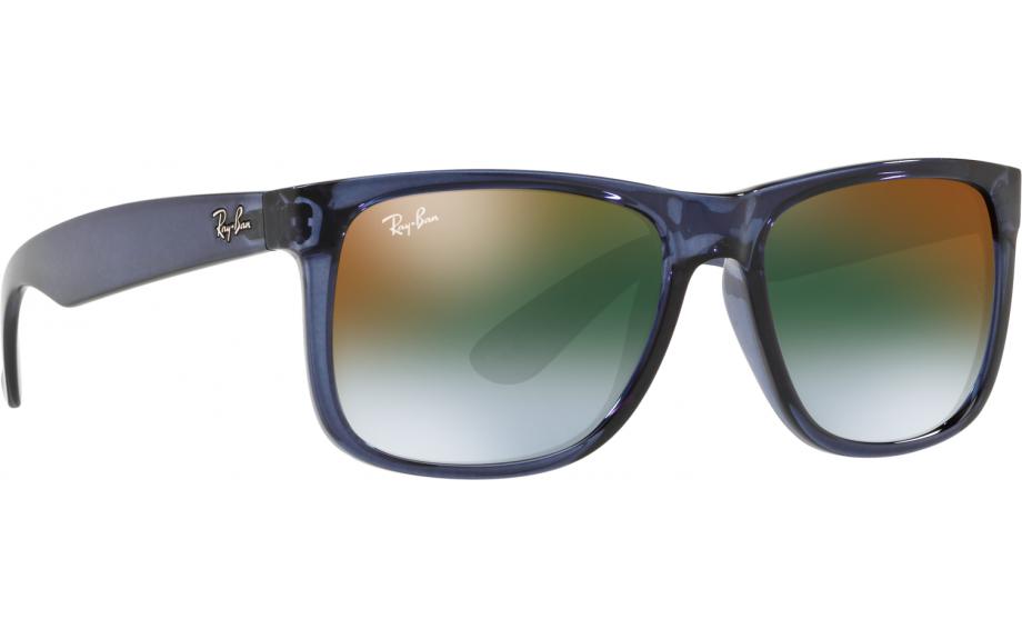 1828337534cde Ray-Ban Justin RB4165 6341T0 55 Prescription Sunglasses
