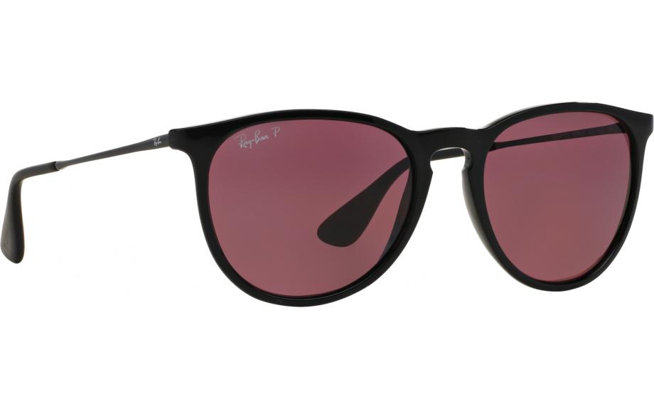 cda30a6798 Ray-Ban Erika RB4171 601 5Q 54 Sunglasses