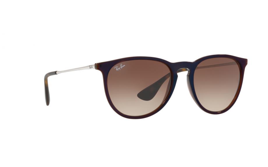 404b4fa7d7c6d Ray-Ban Erika RB4171 631513 54 Sunglasses