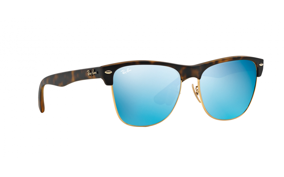 9c1ce673e2 Ray-Ban Clubmaster Oversized RB4175 609217 57 Sunglasses