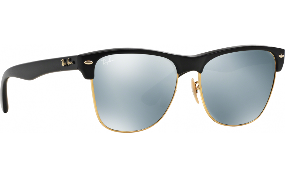 435bea1b1a299 Ray-Ban Clubmaster Oversized RB4175 877 30 57 Sunglasses