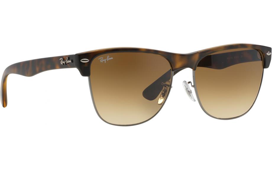 Eyeglass Frame Zalora : Ray-Ban Clubmaster Oversized RB4175 878/51 57 Prescription ...
