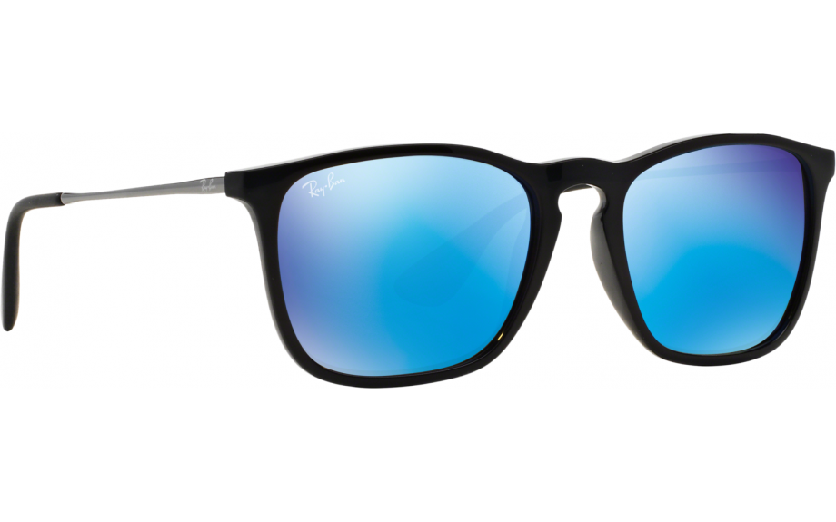 11c2e30a592 Ray-Ban Chris RB4187 601 55 54 Sunglasses
