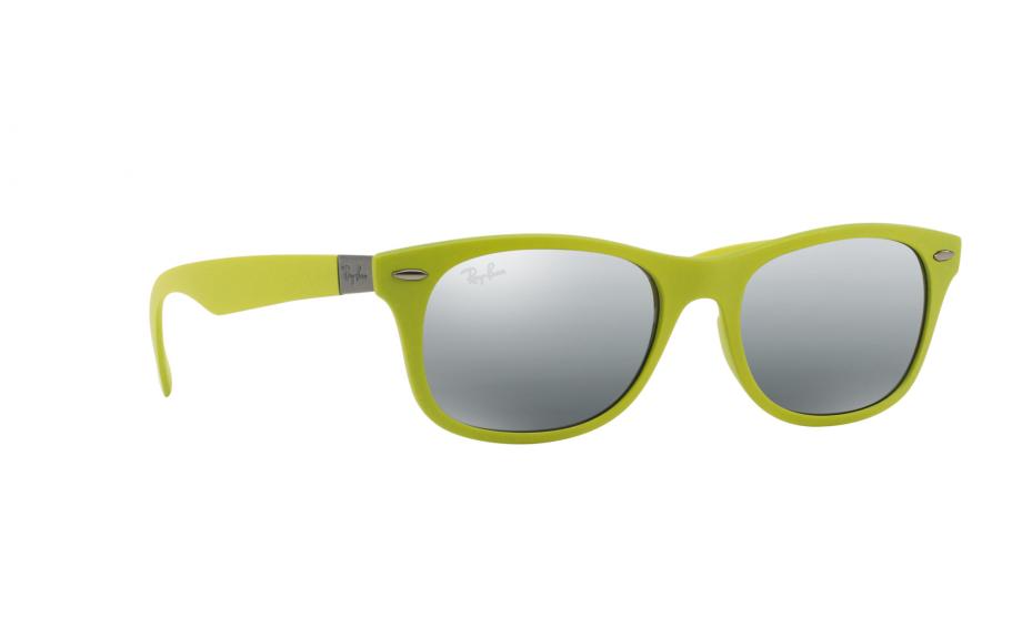 6e99483436 Ray-Ban New Wayfarer Liteforce RB4207 609988 52 Sunglasses