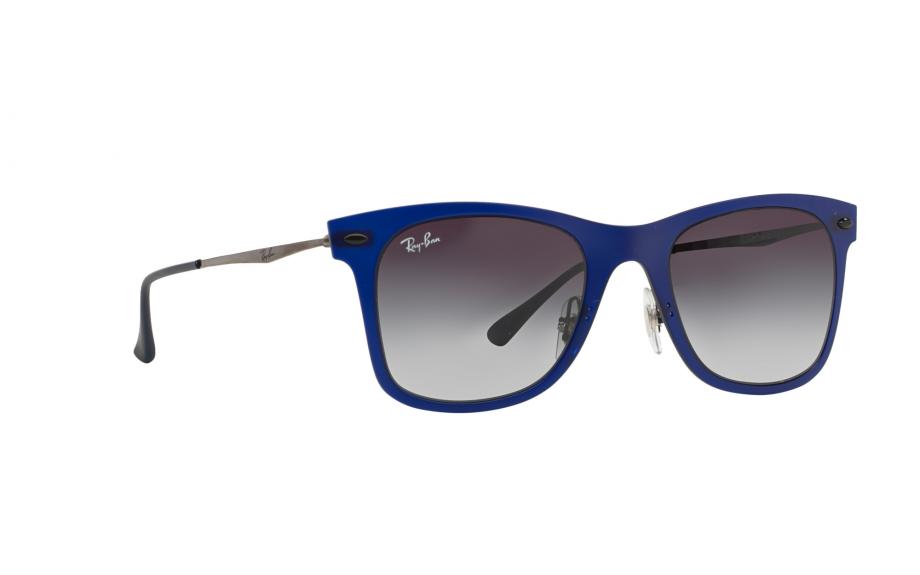 9a6e63d33ac Ray-Ban Wayfarer Light Ray RB4210 895 8G 50 Sunglasses