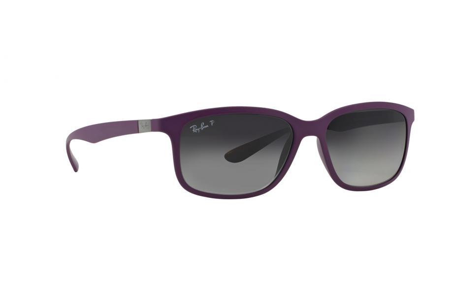 5f7987a30fe Ray-Ban Liteforce RB4215 6128T3 57 Prescription Sunglasses