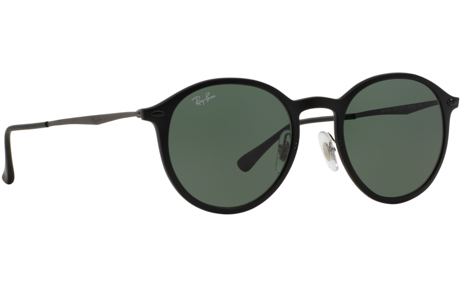 bbe8d38160 Ray-Ban Round Light Ray RB4224 601S71 49 Prescription Sunglasses ...