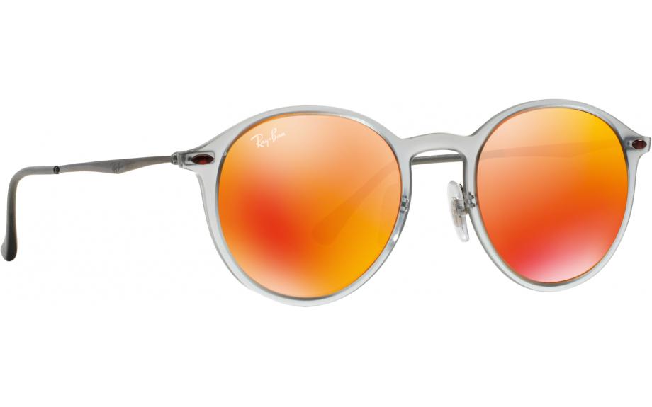 7f48e0e19a6 Ray-Ban Round Light Ray RB4224 650 6Q 49 Sunglasses