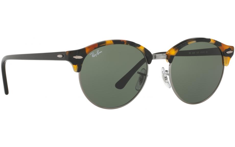 8f7dd0bfb3 Ray-Ban Clubround RB4246 1157 51 Prescription Sunglasses