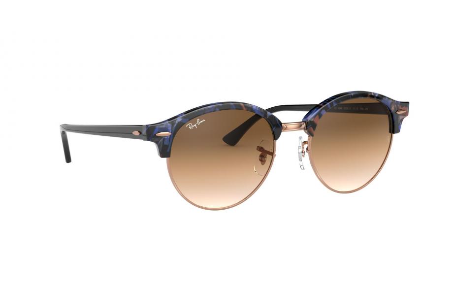 708764da75 Ray-Ban CLUBROUND RB4246 125651 51 Sunglasses