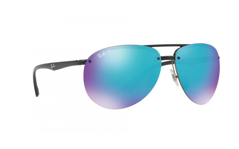 0a7a3f1940299 Ray-Ban CHROMANCE RB4293CH 601 A1 64 Sunglasses