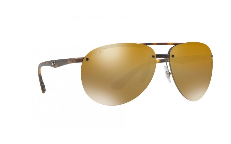 26f9cba899 Ray-Ban CHROMANCE RB4293CH 894 A3 64 Sunglasses
