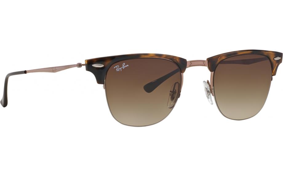 387cb04b662 Ray-Ban Clubmaster Light Ray RB8056 155 13 51 Sunglasses