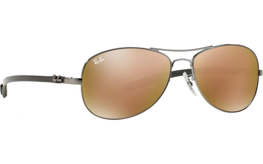 80117506cf6 Ray-Ban Carbon Fibre Tech RB8301 004 N3 59 Sunglasses