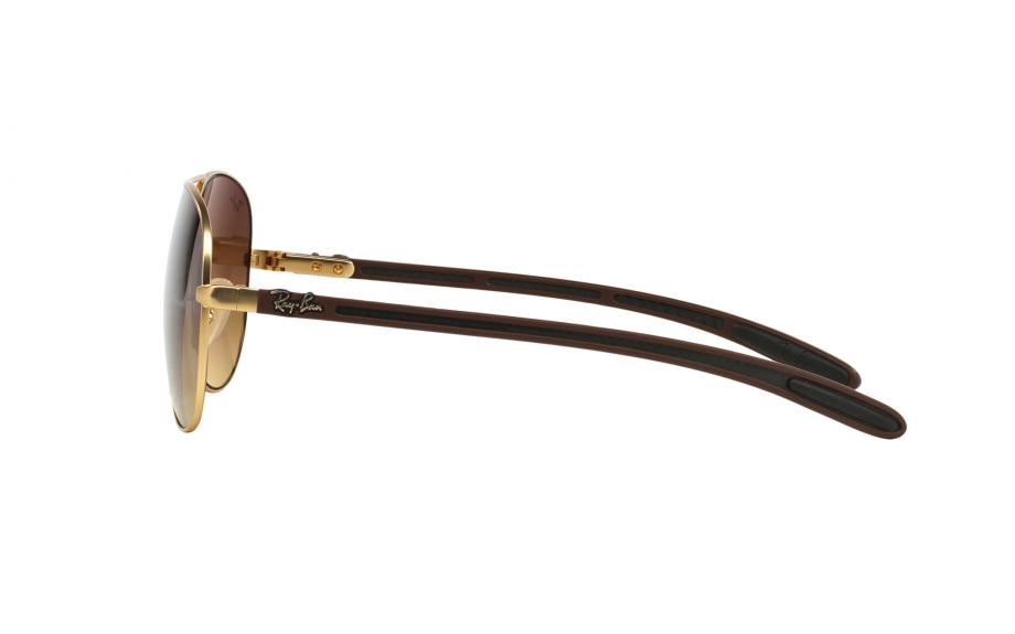 b50c37b7b07b ... authentic ray ban aviator carbon fibre rb8307 112 85 58 sunglasses  shade station 9cd0c 7e503