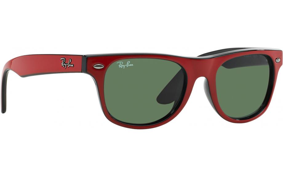 3d57025c7b Ray-Ban Junior Wayfarer RJ9035S 162 71 44 Sunglasses