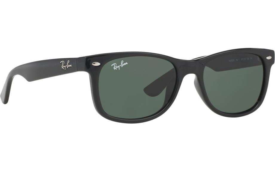 48ff52e4d7c3 Ray-Ban Junior RJ9052S 100/71 48 Prescription Sunglasses | Shade Station