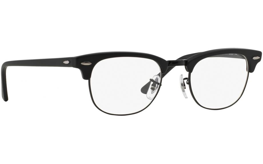 4b7736f9d Ray-Ban RX5154 2077 51 Prescription Glasses | Shade Station